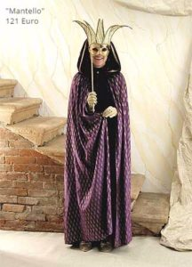 historical outfit venice carnival photo