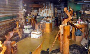 oarmaker's workshop photo