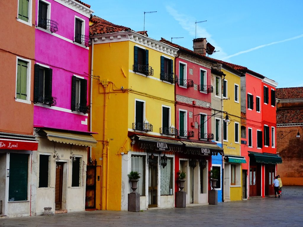 Half-day Trip to Murano Burano and Torcello from Venice!