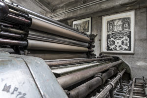 Italian Etching: visit an artistic workshop in Vicenza