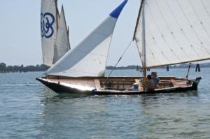Sailing Venice