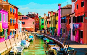 Murano Burano and torcello tour