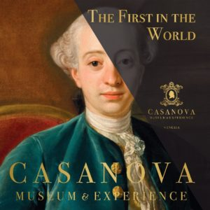 Casanova Museum: discover the fascinating life of Casanova in Venice!