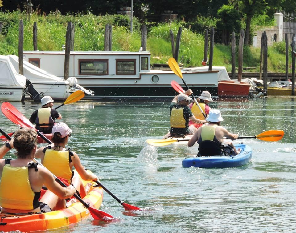 Sile river natural Park: enjoy biking and kayaking in the nature!