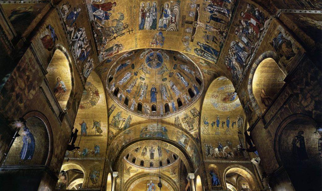 Guided tour of Saint Mark Basilica