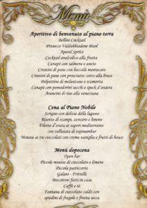 Carnevale di Venezia, feste in maschera