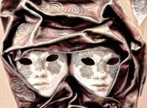 Eventi del Carnevale di Venezia, Feste in Maschera