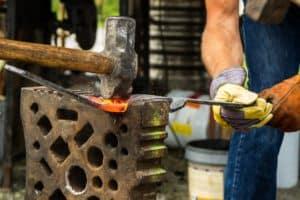 Visit blacksmith Venice photo