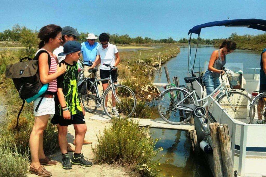 touring venice lagoon bike and boat tour