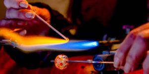 Lampwork bead making Workshop in Murano Island (1h30m)