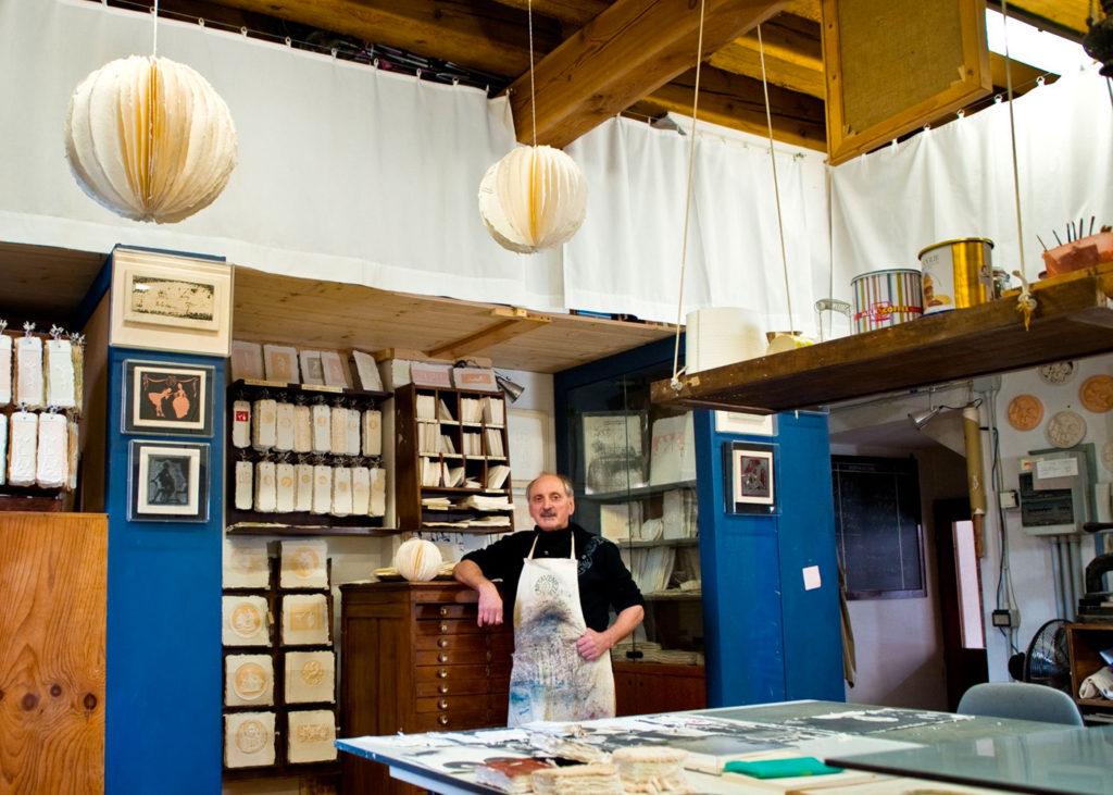 laboratorio di legatoria venezia