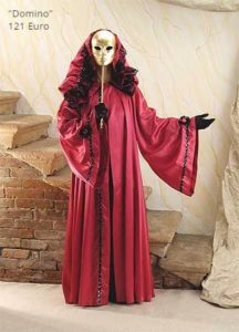venice carnival historical outfit photo
