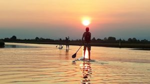 Sup excursion in Jesolo - Discover the Northern lagoon