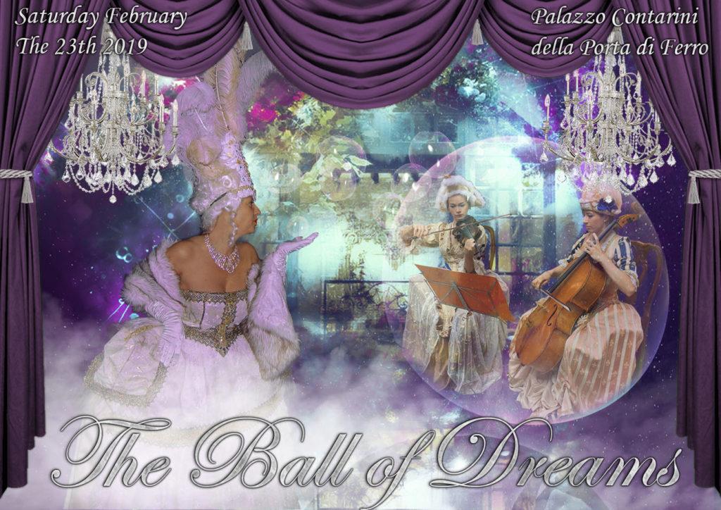 Carnival Venice: experience an amazing Masquerade Ball in Venice Italy!
