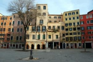jewish ghetto venice photo