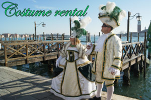 Venice Carnival Costume Rental photo