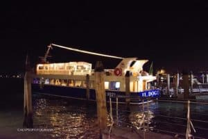 Venice Carnival Party Boat