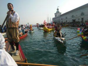 Venice regatta photo