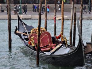 Private gondola ride photo