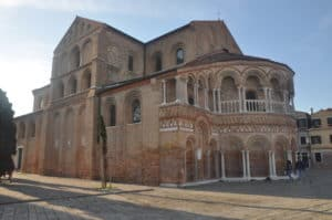 san donato church venice photo