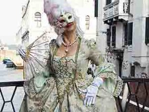 Venice Masked Ball Photo