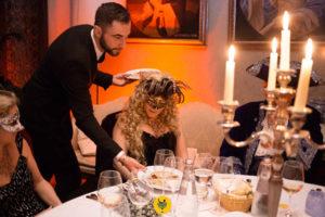 Dinner New Year's Pisani photo