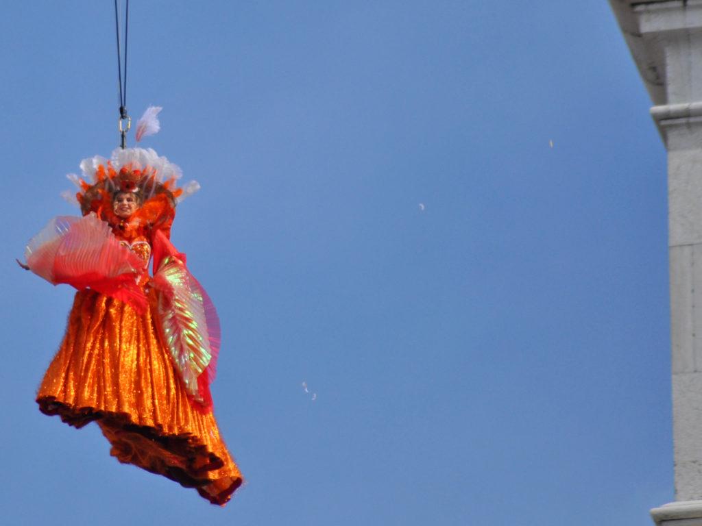 Storia del Carnevale di Venezia dell`angelo