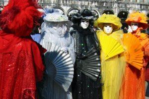 carnaval de venise histoire