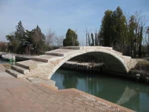 Torcello Devil Bridge photo
