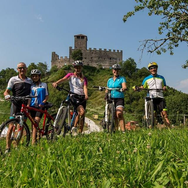 Rent a bike and discover Dolomites mountain!