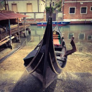 venice boatyard the squero photo
