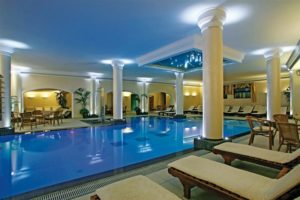 Abano Terme hot springs