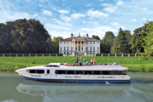 brenta river cruise and a villa