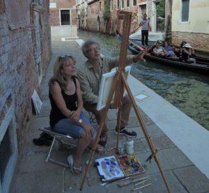 Venice Painting photo