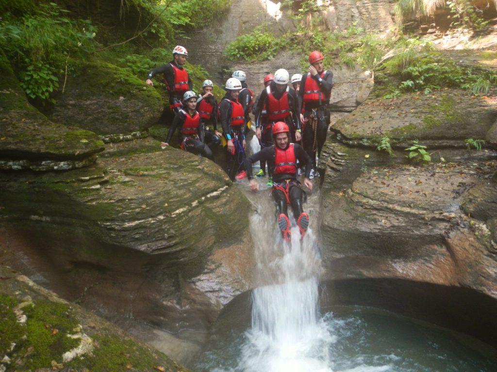 Canyon Val Maggiore