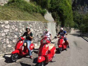 Vespa rental Venice Italy: enjoy la Dolce Vita in the region of Venice!