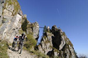 Cicloturismo sul Monte Grappa