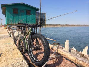 Fat Bike al Lido di Venezia