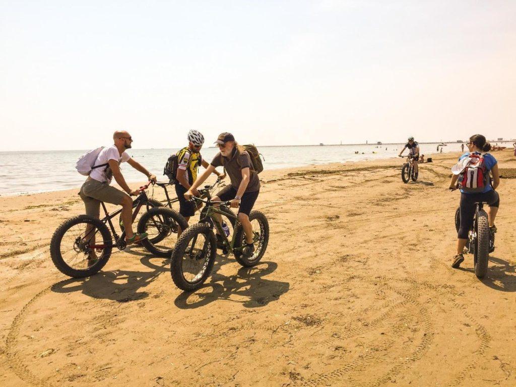 Rent a Fat Bike to make a tour in Venice