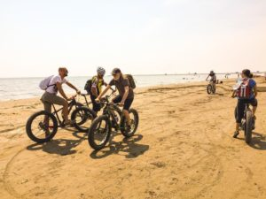 Rent a Fat Bike to make a tour in Venice