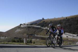 Monte Grappa in bici: l'ossario