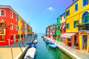 Murano Burano Island tour photo