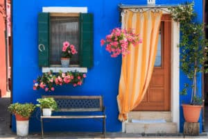House in Burano photo