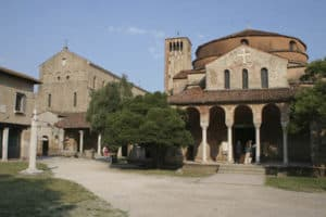 Torcello cathedral photo