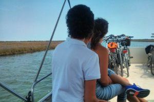 bici e barca