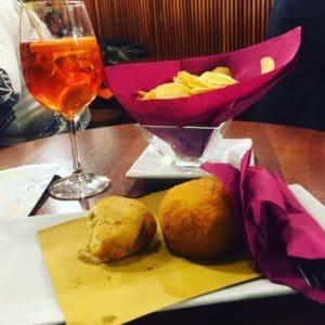 Cicchetti and aperitif venice photo