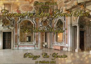 Masquarade Ball 2021 Venice Carnival