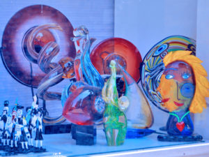 Murano glass art photo