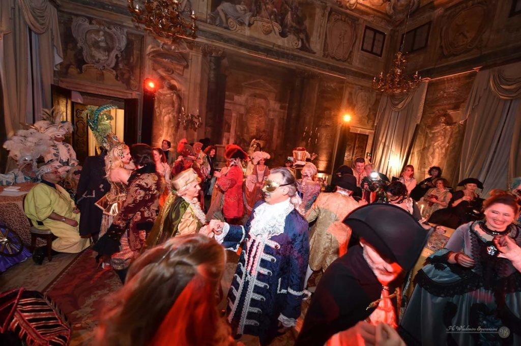 Venice Ball Courtesans photo