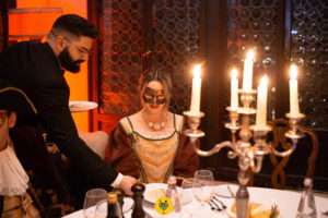 New Year's dinner Pisani Palace photo